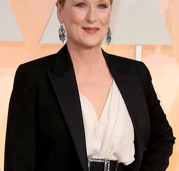 Meryl Streep's Suffragette T-Shirt Attracts Backlash