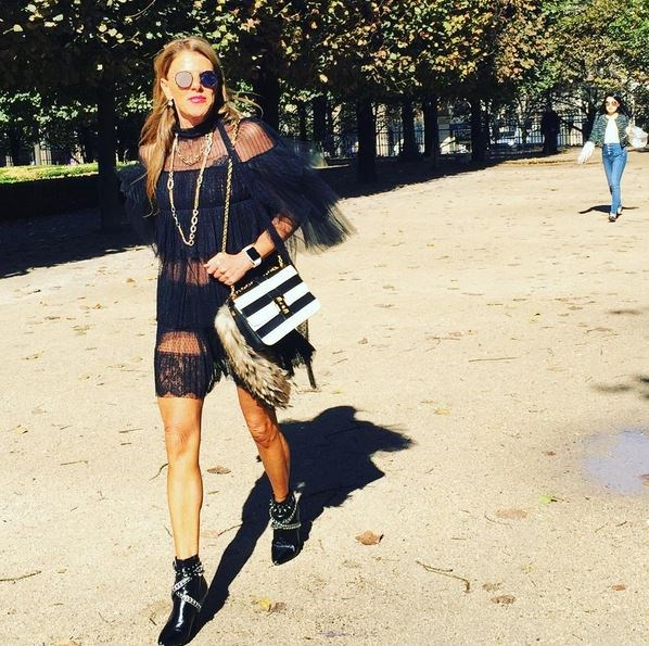 <em><strong>ANNA DELLO RUSSO</strong></em> <p> Now this is the ADR we all love and envy.