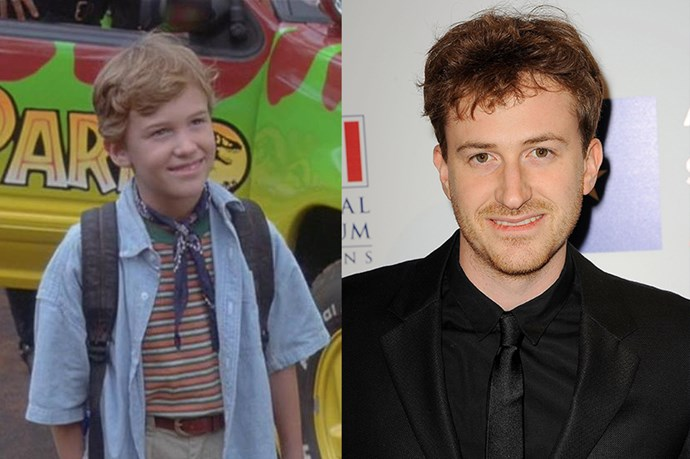 <em><strong>JOSEPH MAZZELLO</strong></em> <p> <p> There was wobbling jelly. There were dinosaurs. There were backpacks.