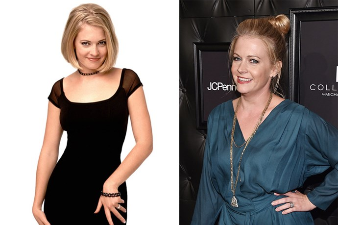 <em><strong>MELISSA JOAN HART</strong></em> <p> <p> Next to Buffy the Vampire Slayer, Sabrina the Teenage Witch was pretty much our idol way back when. That talking cat gig was the clincher.