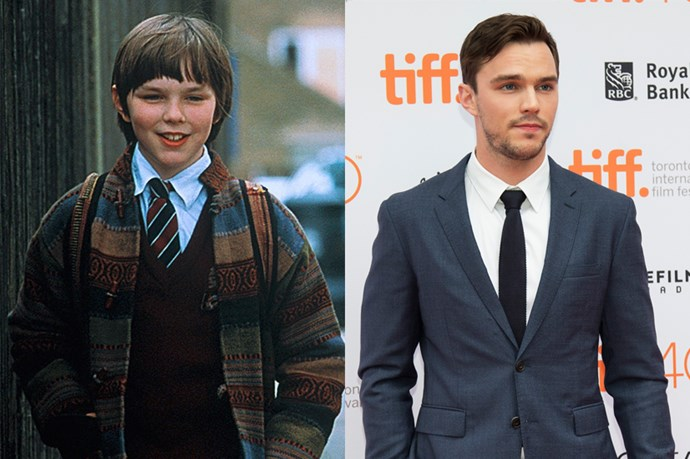 <em><strong>NICHOLAS HOULT</strong></em> <p> <p> Most people know Nic Hoult from his later work (and from his relationship with JLaw), but everyone forgets he made his debut in <em>About A Boy</em>.