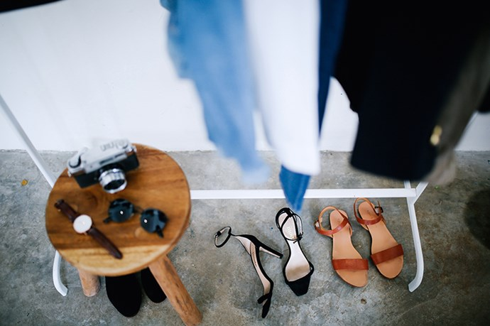 <strong><em>Sandals</em></strong> <br><br> Once the season heats up, sandals will be your go-to. Do your research now and invest in a good quality pair - try to find ones that are 100 per cent leather so they last the season (and the next).