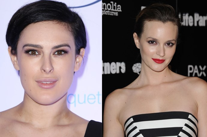 <p>Could you imagine anybody else as queen bee Blair Waldorf other than Leighton Meester and her perfect headbands? According to <em>Gossip Girl</em> casting director David Rapaport, Rumer Willis was put forward for the role first.</p>