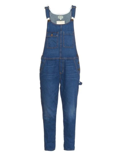 "Current/Elliott The Carpenter Denim Overalls, $653; <a href=""http://www.matchesfashion.com/au/products/1017388"">matchesfashion.com</a>"
