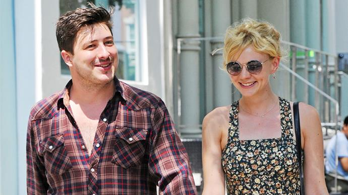 """UPDATE: Baby Mumford has a name, and it's beautiful! Mulligan told E! News at the New York premiere of her new film Suffragette, <br><br> """"(Her name is) Evelyn,"""" """"(We) just came up with it.""""<br> Carey Mulligan and husband Marcus Mumford of Mumford & Sons gave birth to their first child in September."""