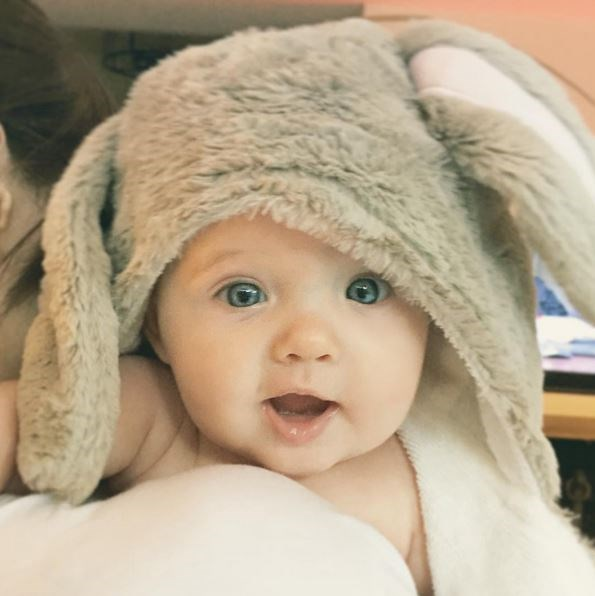 Coco Rocha and James Conran welcomed their daughter Ioni James Conran in March.