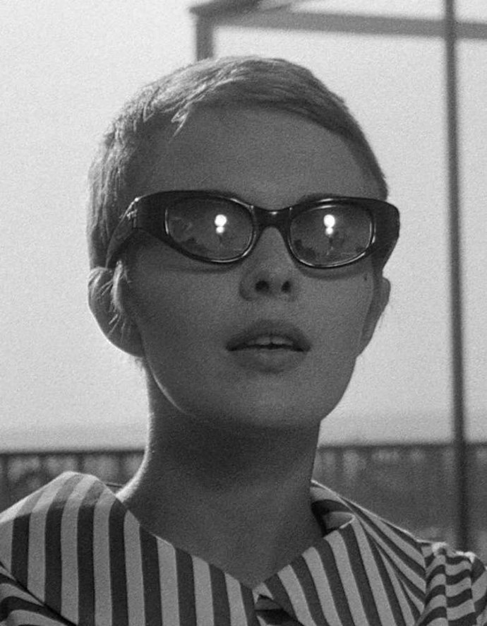 "<strong>Jean Seberg</strong> <br> <br> ""Jean Seberg in <em>Breathless</em>. The hair has been a massive inspiration to me and my adventures in elfin crops. The New York Herald Tribune t-shirt she wears in one scene is my idea of perfection."" <br> <br> Lotte Jeffs - Deputy Editor"