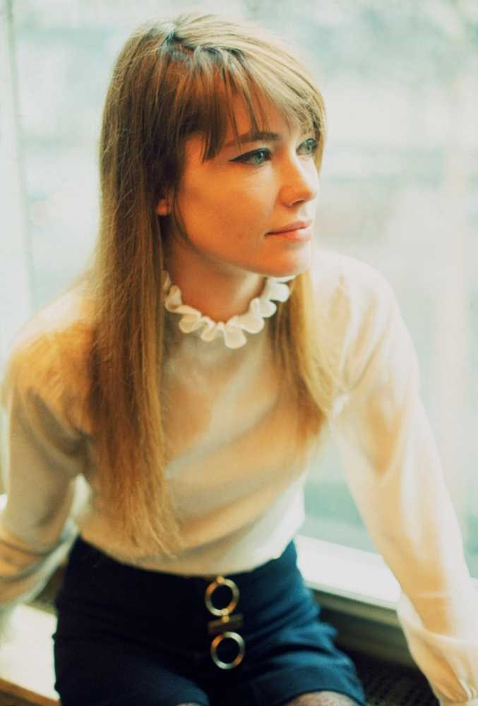 "<strong>Francoise Hardy</strong> <br> <br> ""The reluctant style icon Francoise Hardy is my go to girl for effortless sartorial inspiration. Mick Jagger called her his ideal woman, I don't disagree."" <br> <br> Felicity Kay - Fashion Assistant"