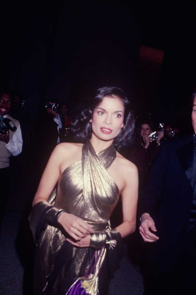 """<strong>Bianca Jagger</strong> <br> <br> """"Bianca Jagger, because she could pull off both sleek menswear power suits and glam disco dresses. She was a fashion chameleon!"""" <br> <br> Emi Papanikola - Fashion Assistant"""