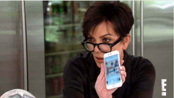 Kris Jenner finds out the news of son-in-law cheating