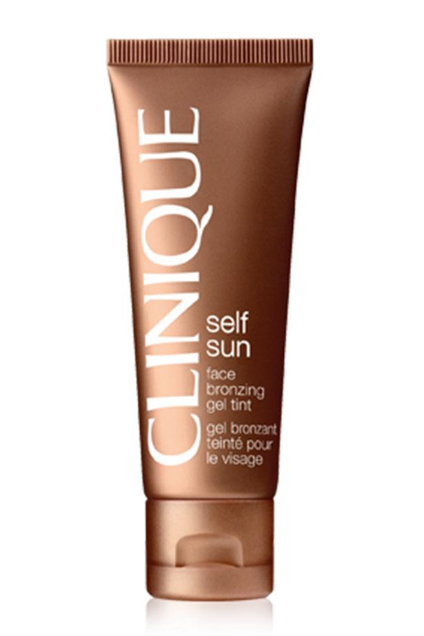 """<strong>Best for the face: </strong> <a href=""""http://www.clinique.com.au/product/1660/6960/Sun/Self-Tanners/Face-Bronzing-Gel-Tint"""">Clinique Face Bronzing Gel Tint</a>"""