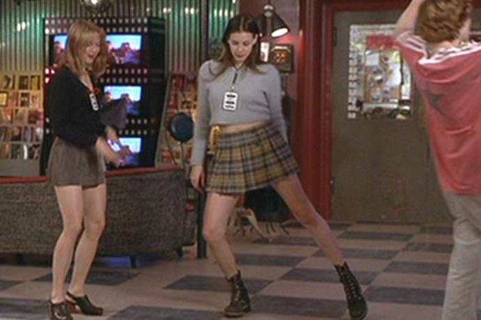 Everything Empire Records, every time. Special mention to clogs and tartan mini-skirts.