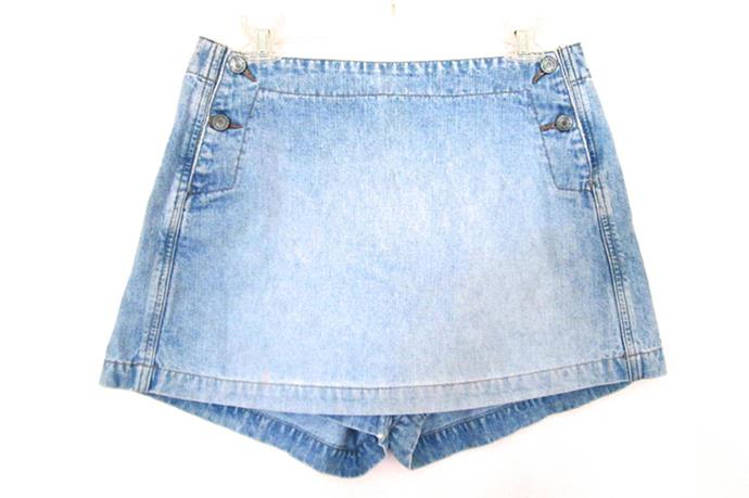 You know what WAS practical? Skorts. Image via etsy.com