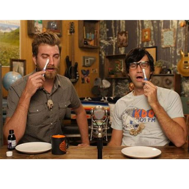 <p><strong>5. Rhett & Link</strong></p> <p>Earnings: $4.5 million</p> <p>Channel: Prior to Youtube fame Rhett McLaughlin and Charles Lincoln both studied engineering at university and worked in the business world. They now run a comedy channel, earning them serious sponsorship from the likes of Gillette, Wendy's and Toyota.</p>