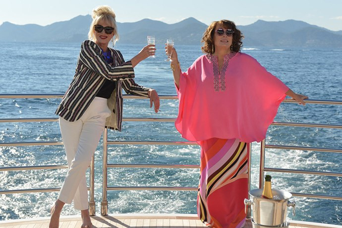 Crack Out The Bolly, Absolutely Fabulous The Movie Is Happening