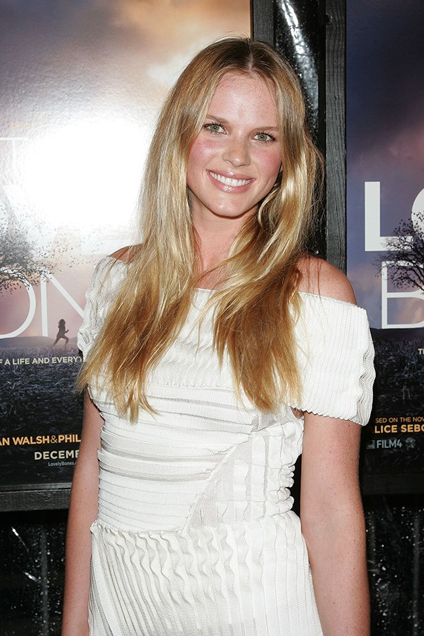 Anne Vyalitsyna, 2009: Leo dated the Russian Sports Illustrated and Victoria's Secret model while on a break from Bar.