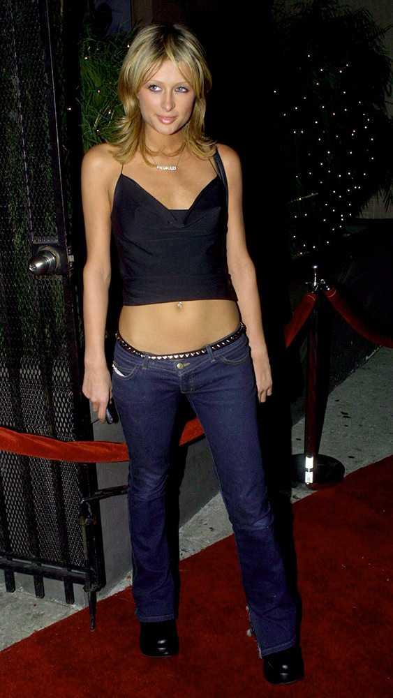 Paris Hilton, 2000: Another rumour, but they've moved in the same circles for many years.
