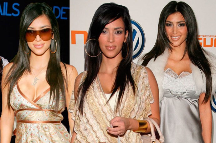 Kim Kardashian In 2006 Is Basically All Of Us