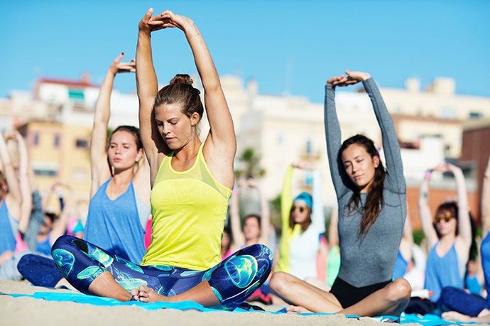 How To Keep Fit Like An Oympian