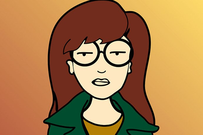 Daria was smart, sardonic and refused to buy into the cookie-cutter mean-girl atmos of her school. <br>She was a balm and a savior for all the girls who weren't in the popular group at school. Which is pretty much everyone.