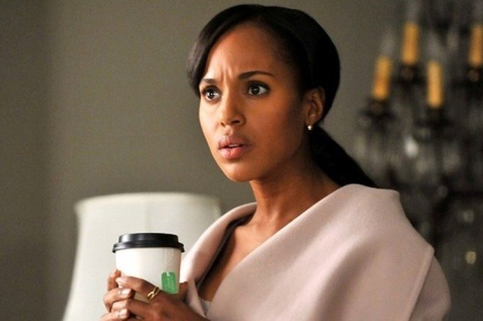Olivia Pope is strong, powerful,ambitious and complicated. A woman shouldn't be afraid to be all of these things.