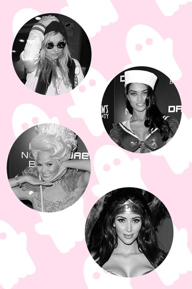 The Best/Worst Ever Celebrity Halloween Costumes