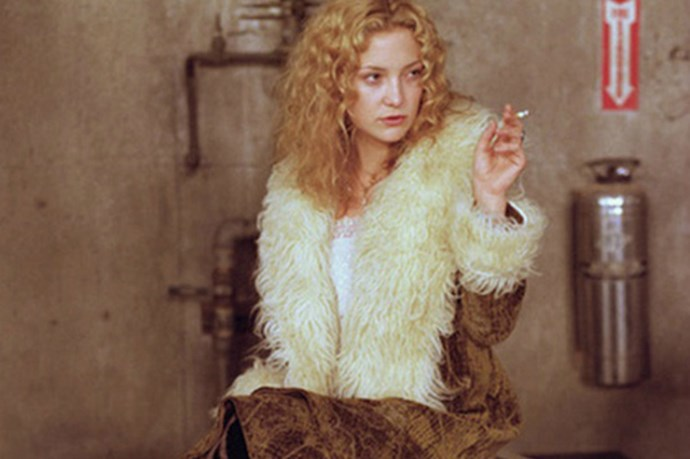<em>Almost Famous.</em> If the 2000 didn't make you want to be a groupie, it definitely made you want a vintage shearling coat.