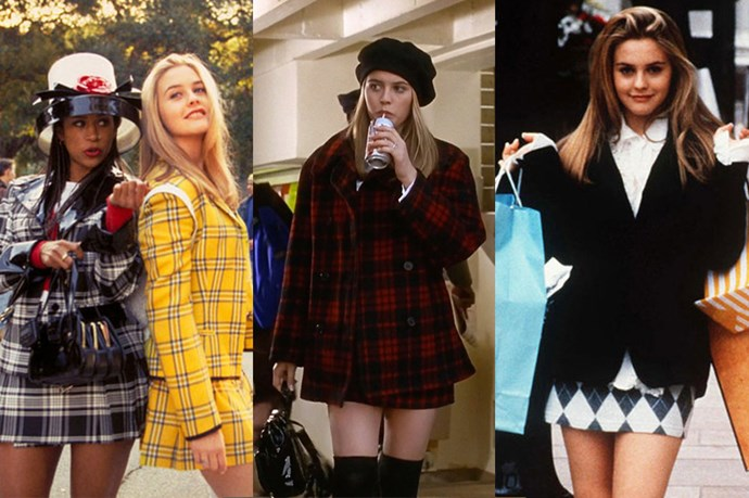"""<em>Clueless.</em> Whenever anyone watches Clueless, their very next Google search is always """"where can I buy a plaid skirt suit"""". It's science."""