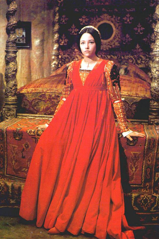 <em>Romeo and Juliet.</em> The exquisite costuming in this film won it an Academy Award.
