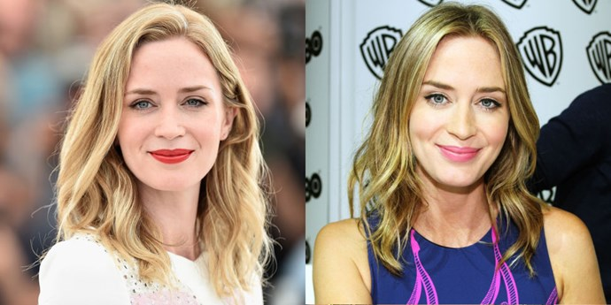 <strong>EMILY BLUNT</strong>