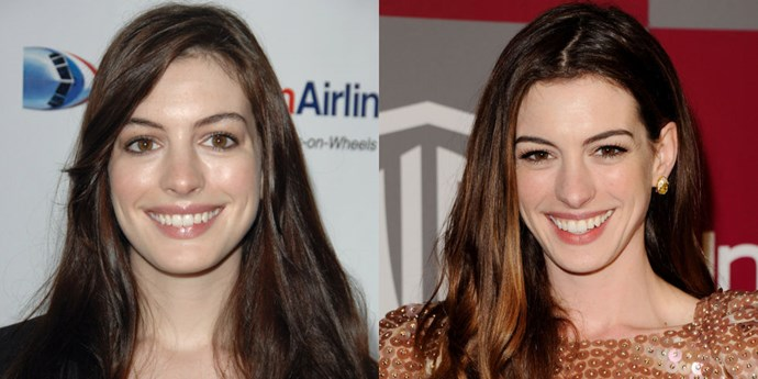 <strong>ANNE HATHAWAY</strong>