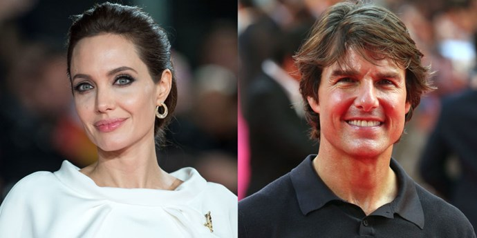 "<strong>ANGELINA JOLIE MAKES FOR A BETTER ""SPY GIRL"" THAN TOM CRUISE</strong> <br> <br> The spy flick <em>Salt</em> was originally intended for Tom Cruise, who passed on the part. Thus, CIA agent Edwin Salt became Evelyn Salt and the entire script was restructured to make the character right for Angelina Jolie. Producer Lorenzo di Bonaventura <a href=""http://articles.latimes.com/2010/jul/22/entertainment/la-et-salt-20100722"">told the LA Times</a> of the decision: ""When you look at it from a dispassionate business point of view, it's a better way to do the genre. With Mission [Impossible] and Bourne and Bond, you're going to be the fourth spy guy. We thought, 'Let's be the first spy girl.'"""