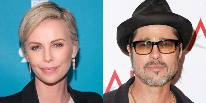 """<strong>CHARLIZE THERON STEPS INTO BRAD PITT'S DUSTER</strong> <br> <br> Although it hasn't yet become official, <a href=""""http://deadline.com/2015/10/charlize-theron-the-gray-man-gender-change-1201577816/"""">Deadline recently reported</a> that Sony Pictures is currently in talks with Charlize Theron to come onboard for an adaptation of novel <em>The Gray Man</em>. The role was developed with Brad Pitt in mind—and clearly is male, based on the title—but Theron, who may be the most bankable female action star after <em>Mad Max: Fury Road</em>, would make for a killer CIA assassin."""