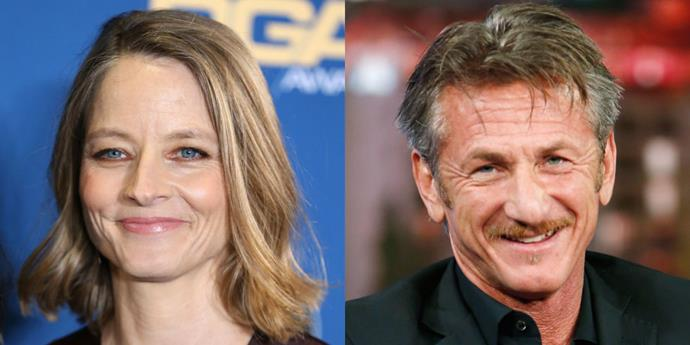 """<strong>JODIE FOSTER EVACUATES SEAN PENN FROM 'FLIGHTPLAN'</strong> <br> <br> Sean Penn was director Robert Schwentke's first choice for the star of the 2005 thriller <em>Flightplan</em>, but the role ended up going to Jodie Foster, an actress with a history of taking on characters first written as male (see also: 2013's <em>Elysium</em>). The role was rewritten for Foster to highlight the maternal instinct of the character, but her name, Kyle, was not changed. In an <a href=""""http://www.mtv.com/news/1510028/jodie-fosters-flightplan-role-originally-written-for-a-guy-but-didnt-ring-true/"""">interview with the BBC</a>, Foster said the coup was not political: """"I was just looking for things that were going,"""" she said. """"When I approached them and thought it was perfect to flip the gender, coincidentally the producers felt the same thing."""""""