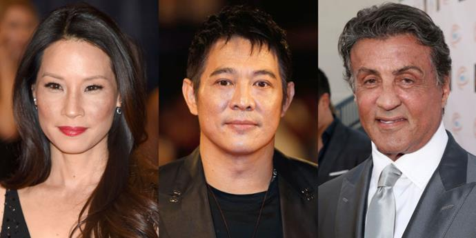 """<strong>LUCY LIU IS MORE 'BALLISTIC' THAN JET LI AND STALLONE</strong> <br> <br> In the mostly forgotten 2002 action-crimer <em>Ballistic: Ecks vs. Sever</em>, Lucy Liu ended up in the role initially intended for a dude. Reportedly her part of Sever <a href=""""http://www.ew.com/article/2002/08/16/ballistic-ecks-vs-sever"""">was considered by</a> Jet Li, Sylvester Stallone, <em>and</em> Vin Diesel before co-lead Antonio Banderas recommended Liu. Though the final movie got absolutely terrible reviews, there should be some credit where credit is due—especially since Liu's character was a merciless killer, the sort of role normally reserved for her male counterparts."""