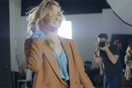 BTS on ELLE's Virtual Reality Fashion Film Cherchez La Femme