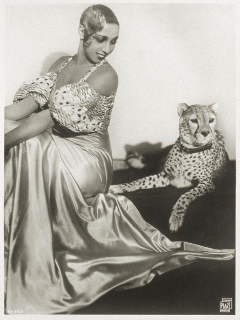 <strong>JOSEPHINE BAKER, 1931</strong>