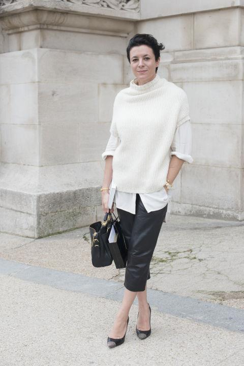 """<strong>GARANCE DORÉ</strong> <br> <br> """"[French style] is all about her attitude! If you look at her style she mostly wears jeans, doesn't change much with the seasons, she's the anti 'it girl.' She doesn't look like she's trying."""" - to <a href=""""http://www.theguardian.com/fashion/2015/oct/25/garance-dore-french-chic-elegance-refusal"""">The Guardian</a>"""