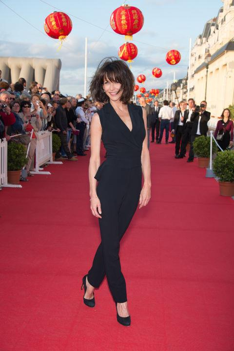 """<strong>SOPHIE MARCEAU</strong> <br> <br> """"The French woman is an elegant woman, she is fashion and sophistication! Her existence is due to extraordinary designers, talented producers and authors in love. These are the artists who made the French woman into a standard of beauty and elegance. There was Dior, obviously, as well as Saint-Laurent. We owe so much to Catherine Deneuve and Brigitte Bardot."""" - to <a href=""""http://us.france.fr/en/information/point-spotlight-sophie-marceau-elegance-francaise"""">Atout France</a>"""