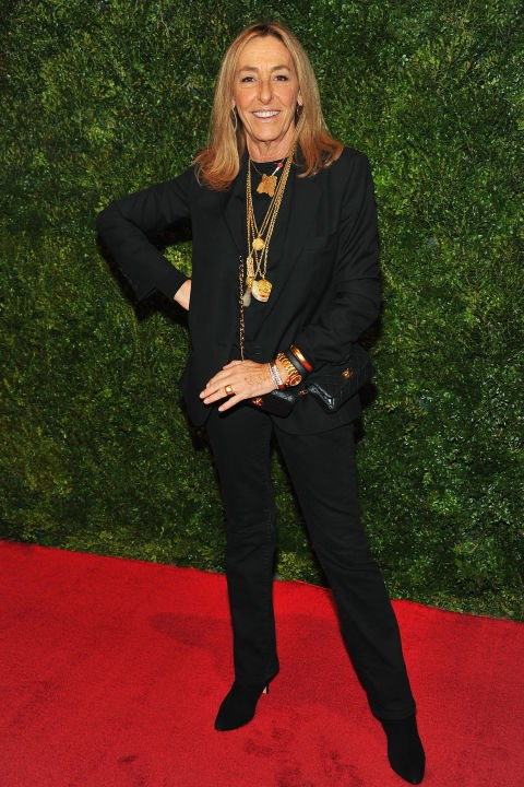 "<strong>CARLYNE CERF DE DUDZEELE</strong> <br> <br> ""[French style is] attitude and arrogance."" - to <a href=""http://www.refinery29.com/french-fashion#slide-1"">Refinery 29</a>"