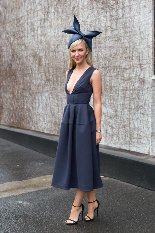 Name: Jacqui Felgate<br> <br> Race day: Derby Day 2015 <br> <br> Location: Melbourne