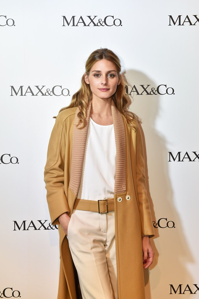 Olivia Palermo in Max & Co.