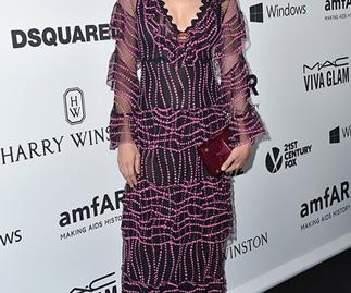 It Was A Chic Crowd At The AmFAR Gala In Los Angeles