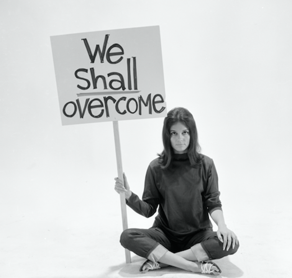 Gloria Steinem On Why '30 Under 30' Lists are BS