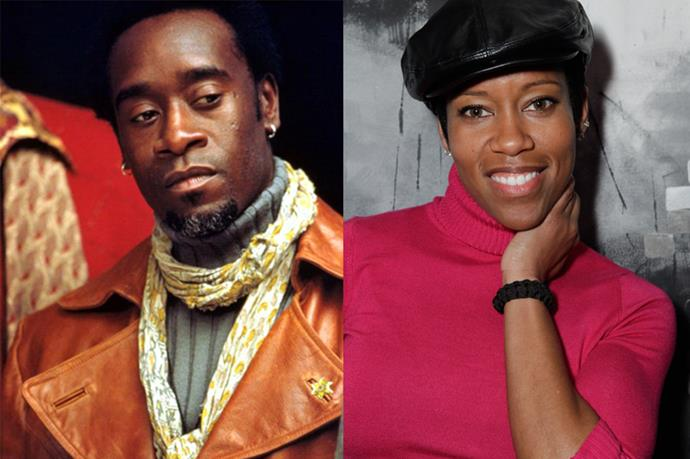 Don Cheadle's bomb-happy characer, Basher Tarr, could be taken over by the hilarious Regina King.