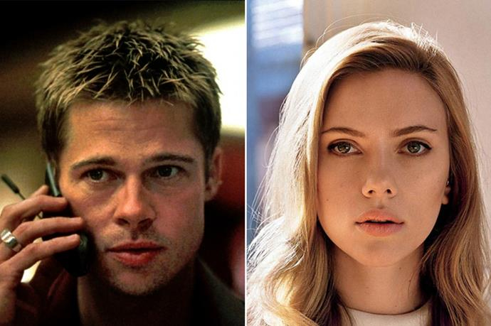 Rusty Ryan could swap Brad Pitt out for Scarlett Johansson - with some frosted tips, of course.