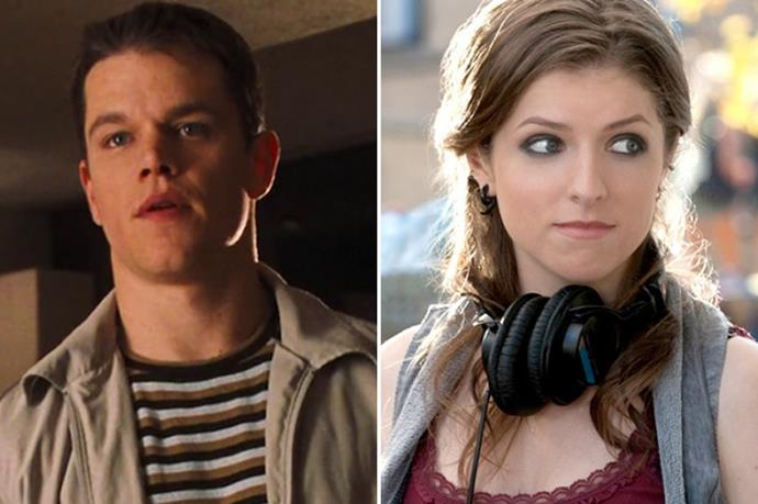 The geeky nerd turned master pick pocket, Linus Caldwell, aka The Rookie, could be played by Anna Kendrick, aka Lena Caldwell.