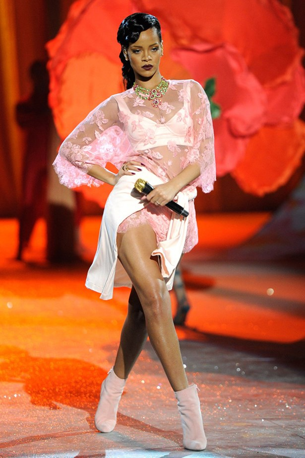 After Rihanna's iconic strut to the beat of her hit, Phresh Off The Runway, there were several petitions for her to become an Angel herself.