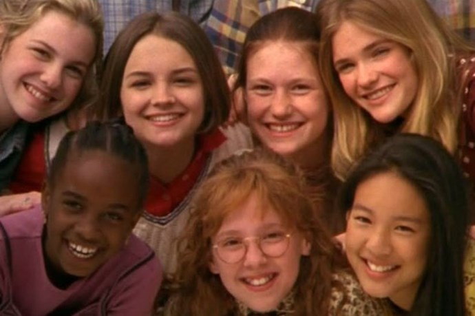 ALERT There Was A Babysitters Club Reunion This Week