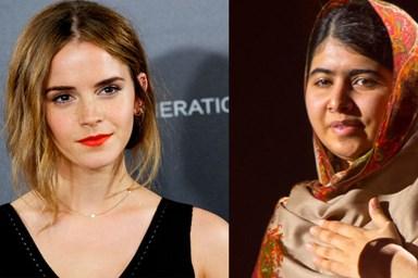 Malala Yousafzai And Emma Watson Want To Make Feminist A Friendly Word